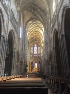 st-vitus-cathedral-inside