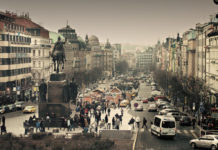 Wenceslas-Square-Boulevard